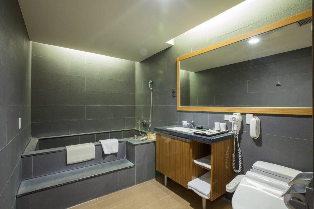 豪華雙人浴室